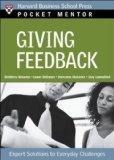 Giving Feedback