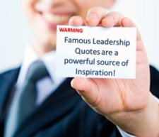 Famous Leadership Quotes Best Famous Leadership Quotes  Empower Your Motivation